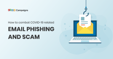 How to combat email phishing and scams related to COVID-19 - Zoho Blog