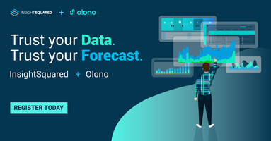 Trust your data. Trust your forecast. Olono + InsightSquared