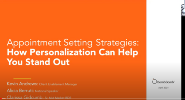 Appointment Setting Strategies