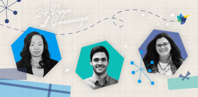 24 Days of Giveaways Week 1 Roundup | Alyce Blog