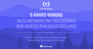 Reaching Peak Excellence: Outreach Customer Award Winners