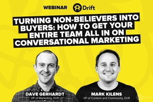 Webinar: Overruling Conversational Marketing Objections
