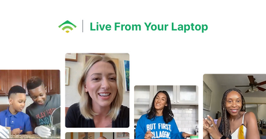 Live From Your Laptop