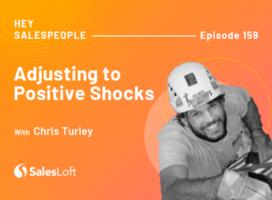 Adjusting to Positive Shocks with Chris Turley