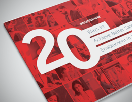 20 Ways to Achieve Better Sales Enablement in 2020