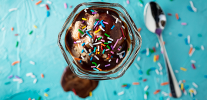 The Topic of Toppings: Ice Cream Creative in Advertising