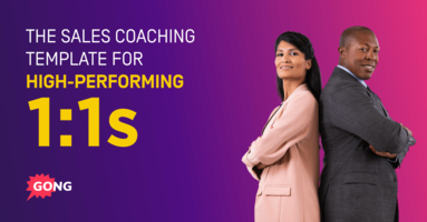 The Sales Coaching Template for High-Performing 1:1s