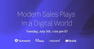 Modern Sales Plays in a Digital World