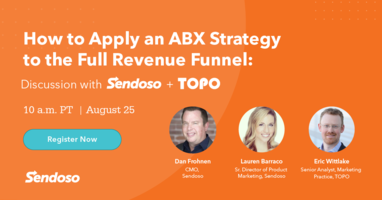 How to Apply an ABX Strategy to the Full Revenue Funnel